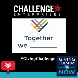 GivingChallenge Together We Flyer
