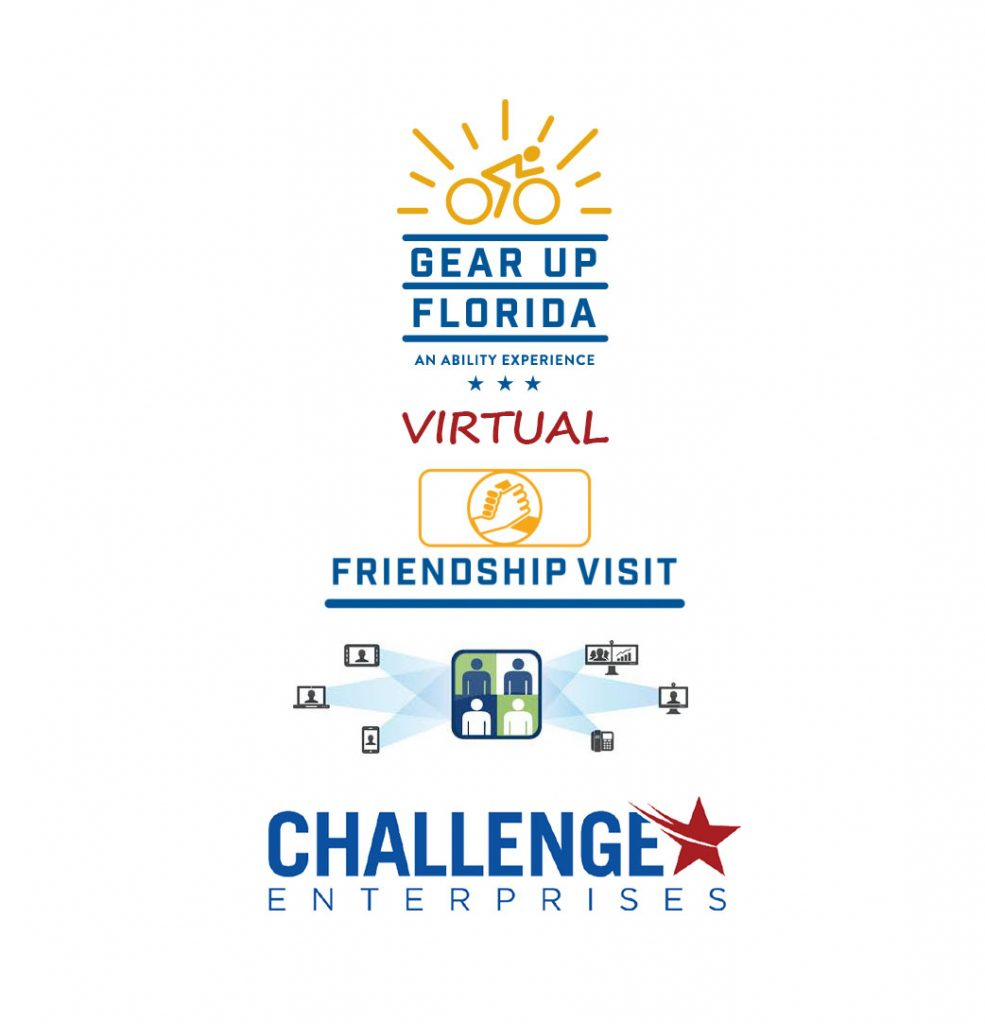Challenge Enterprises Virtual Meeting Flyer