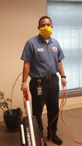 Picture of Simpson Courthouse Janitorial Team Member
