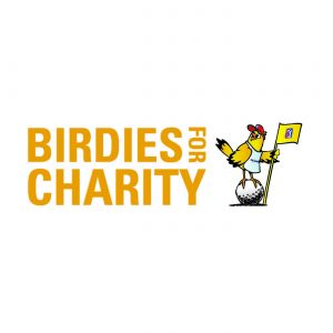 Birdies for Charity Horizontal Logo