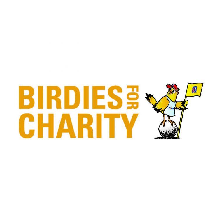 Birdies for Charity Horizontal Logo