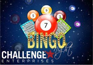 Challenge Enterprise Bingo Night